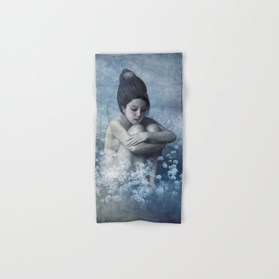 Shadow Field Hand & Bath Towel