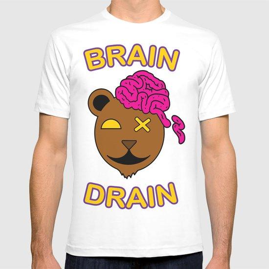 Brain Drain  T-shirt