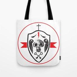 Destroy Death Tote Bag