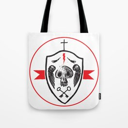 Destroy Death Tote Bag