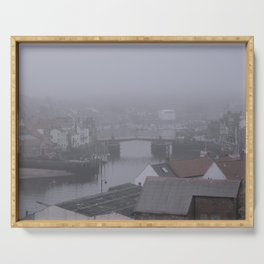 Whitby Mist Serving Tray