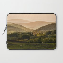 Sunny afternoon in Lake District Laptop Sleeve