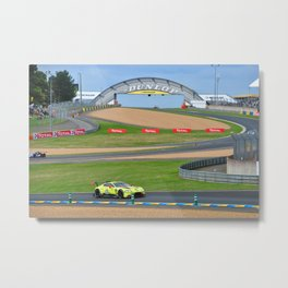 AMR Sports Motor Car 24 Hours Le Mans 2018 Metal Print