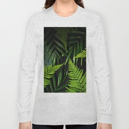 Leaves and branches Long Sleeve T-shirt