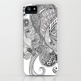 Cephalopod iPhone Case