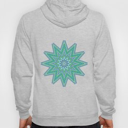 Kaleidoscopic-Oceania colorway Hoody