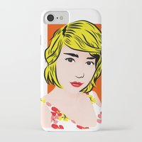 popart iPhone & iPod Cases featuring popart  by Biansa Naiyananont