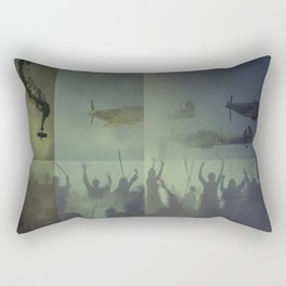 11 novembre Rectangular Pillow
