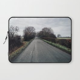 derbyshire country lane Laptop Sleeve