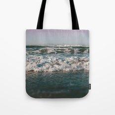 Ocean Crash Tote Bag