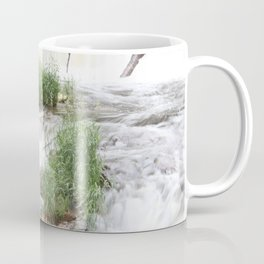 Waterfalls of Wisconsin, Willow River Coffee Mug
