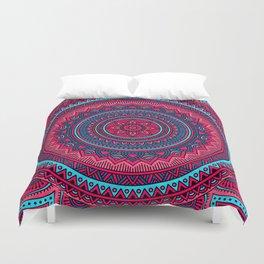 Hippie mandala 46 Duvet Cover