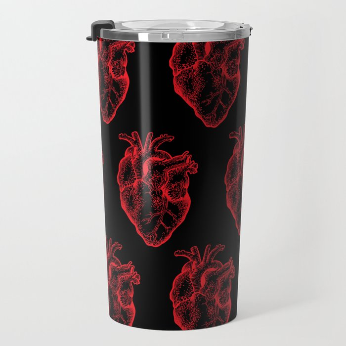 Heartless Travel Mug