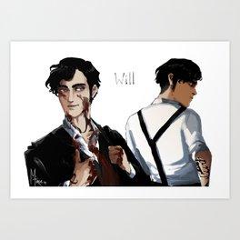 Soulmates - Will Art Print