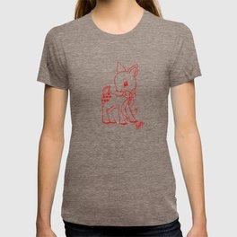 Deer Valentine T-shirt