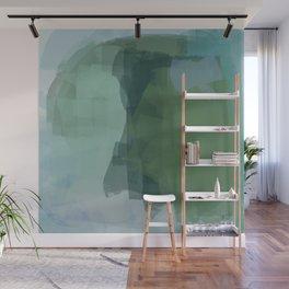 Incredible sensation of fresh air Wall Mural