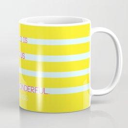 Puddle Wonderful Coffee Mug