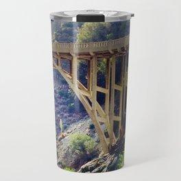 The Bridge to Nowhere Travel Mug