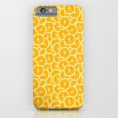 Oranges are the new black iPhone 6s Slim Case