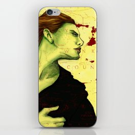Wicked Witch of the West  iPhone Skin