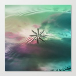 WIND ROSE III Canvas Print