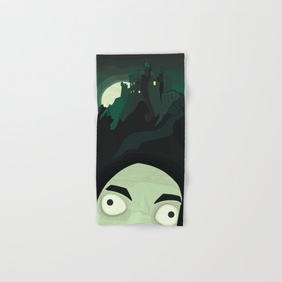 Eye-gor Hand & Bath Towel