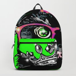 Cat dress-up time Backpack