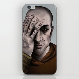 Gaunter O'Dimm or Master Mirror iPhone Skin