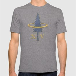 Apollo XIV moon tree T-shirt