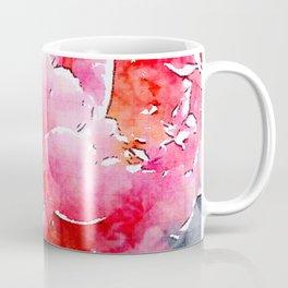 Painted Roses Coffee Mug