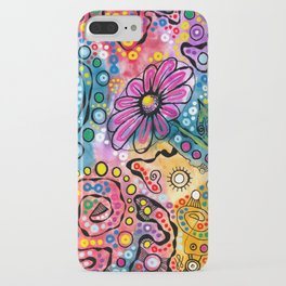"""Tie-Dye Wonderland"" iPhone Case"