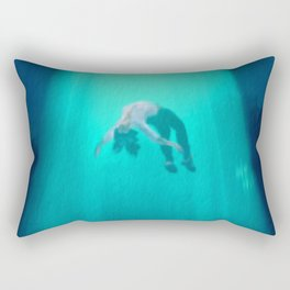 Abduction Rectangular Pillow