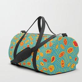 Congo Blue Duffle Bag