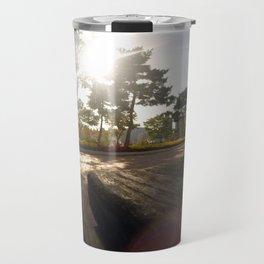 Triptych Spirit III Travel Mug