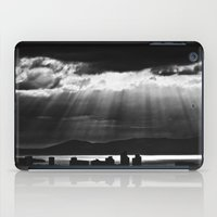 skyline iPad Cases featuring Skyline by ArtBite