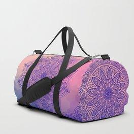 Mild Mandala Duffle Bag