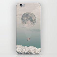 Moon Up iPhone & iPod Skin
