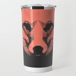 Geo - Fox  Travel Mug