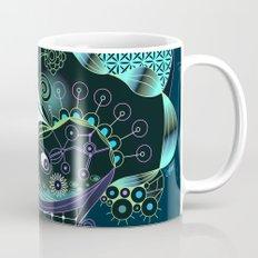 Winter tangle night Mug