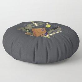 Booooook! (It's Just a Bunch of Hocus Pocus) Floor Pillow