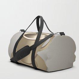 Coffee cup Duffle Bag