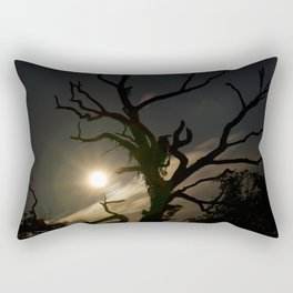 Autumn Moon Rectangular Pillow