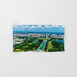 DC from Above Hand & Bath Towel