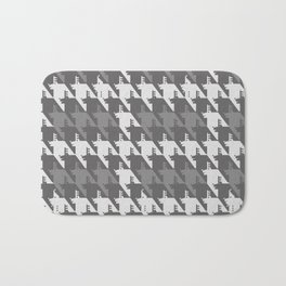 Where is the reindeer of Santa?_L Lgray&Gray Bath Mat