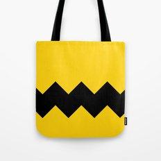 Be Charlie Brown Tote Bag