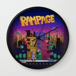 PageRam Wall Clock