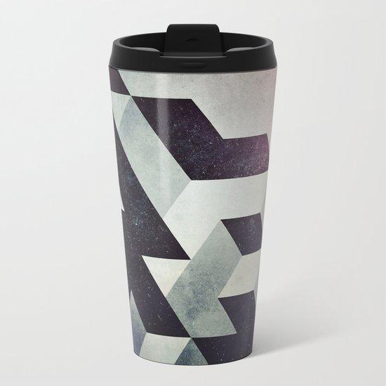 spyce ryce Metal Travel Mug