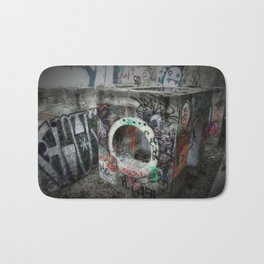 Graffiti - the Boiler Bath Mat