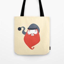 Beard Tote Bag