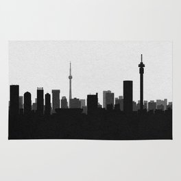 City Skylines: Johannesburg Rug